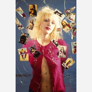 Courtney Love by Kevin Cummins