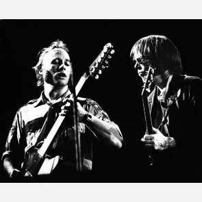 Crosby, Stills, Nash & Young by Gijsbert Hanekroot