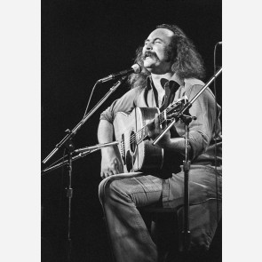 David Crosby by Steve Emberton