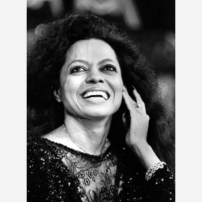 Diana Ross by Christian Rose