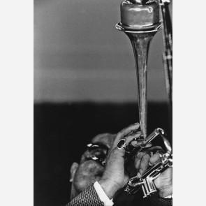 Dizzy Gillespie by Herb Snitzer