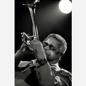 Dizzy Gillespie by Rick McGinnis