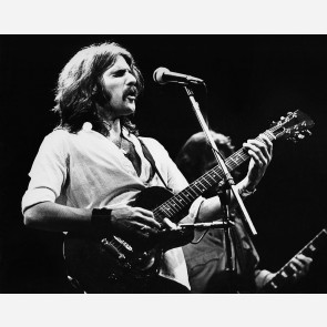 Glenn Frey of the Eagles by Gijsbert Hanekroot