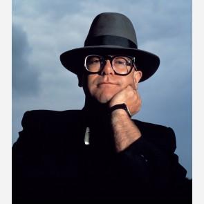Elton John by Adrian Boot