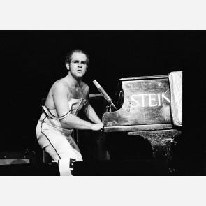 Elton John by Ian Dickson