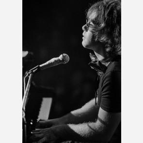 Elton John by Peter Sanders