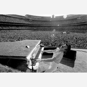 Elton John by Terry O'Neill
