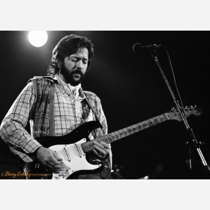 Eric Clapton by Barry Schultz