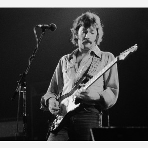 Eric Clapton by Gijsbert Hanekroot