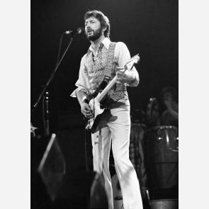 Eric Clapton by Ian Dickson