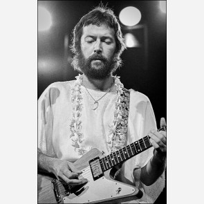 Eric Clapton by PF Bentley