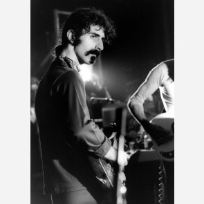 Frank Zappa by Christian Rose