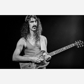Frank Zappa by PF Bentley