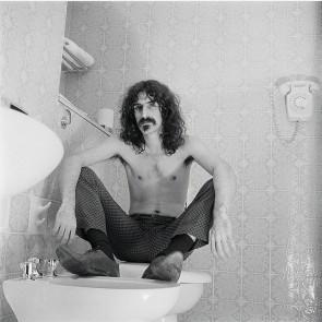 Frank Zappa by Robert Davidson