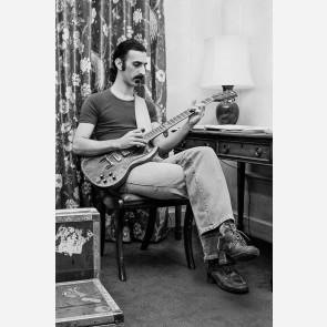 Frank Zappa by Steve Emberton