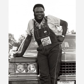 Freddie King by Al Rendon