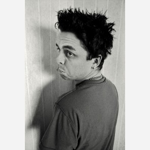 Billie Joe Armstrong of Green Day by Rick McGinnis