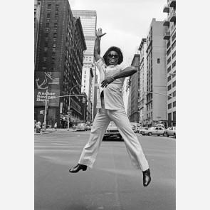 James Brown by Allan Tannenbaum
