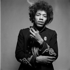 Jimi Hendrix by Gered Mankowitz