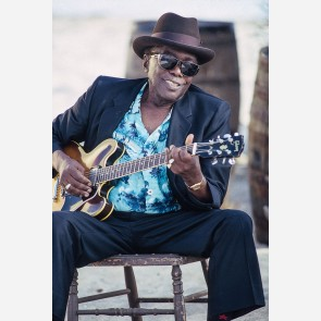 John Lee Hooker by Kevin Goff
