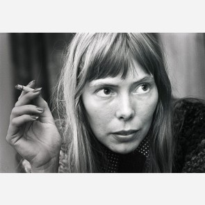 Joni Mitchell by Gijsbert Hanekroot
