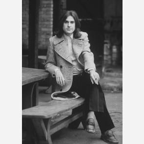 Ray Davies of the Kinks by Gijsbert Hanekroot