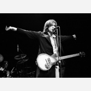 Ray Davies of the Kinks by Ian Dickson