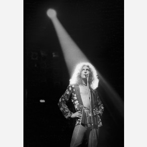 Robert Plant of Led Zeppelin by Gijsbert Hanekroot