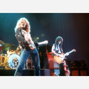 Led Zeppelin by Ian Dickson