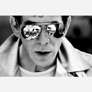 Lou Reed by Kees Tabak