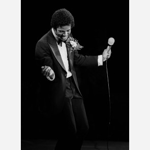 Michael Jackson by Andy Freeberg