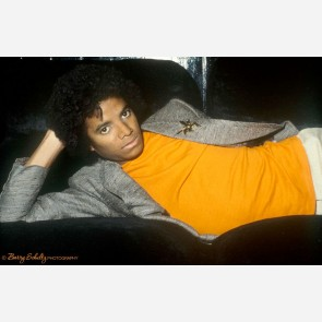 Michael Jackson by Barry Schultz