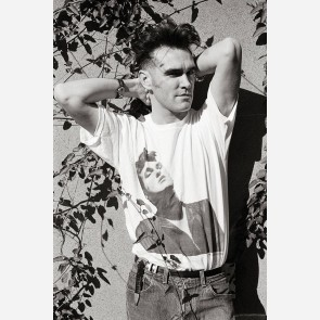Morrissey by Kevin Cummins