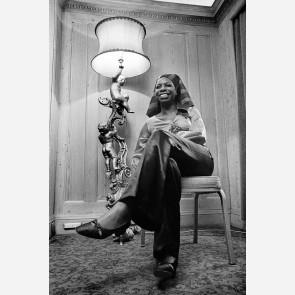 Nina Simone by Barrie Wentzell