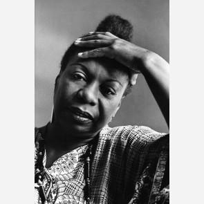 Nina Simone by Christian Rose