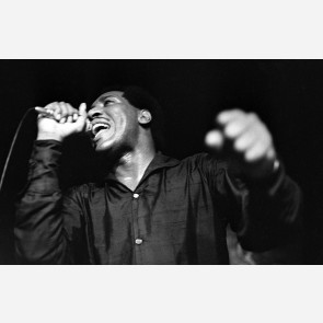 Otis Redding by Jim Britt