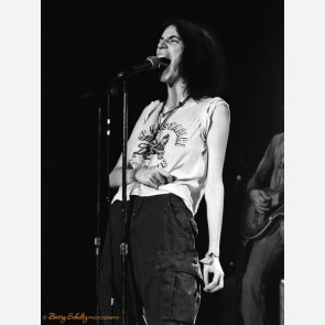 Patti Smith by Barry Schultz