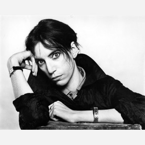 Patti Smith by Gijsbert Hanekroot