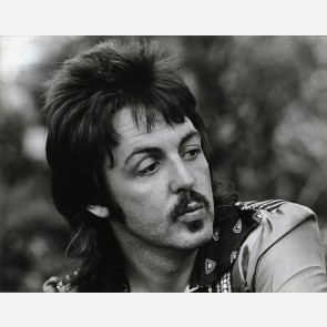 Paul McCartney by James Fortune