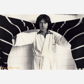 Peter Gabriel by Barry Schultz