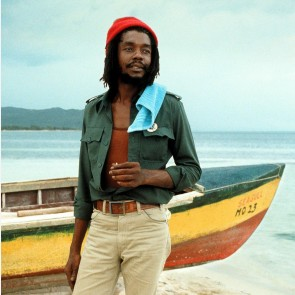Peter Tosh by Adrian Boot