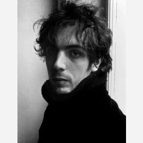 Syd Barrett of Pink Floyd by Barrie Wentzell
