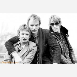 The Police by Barry Schultz