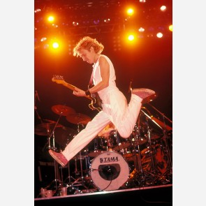 Andy Summers of the Police by Ebet Roberts