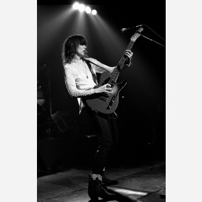 Chrissie Hynde of the Pretenders by Ebet Roberts
