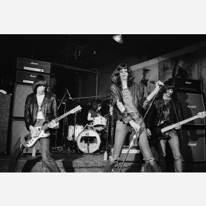The Ramones by Allan Tannenbaum
