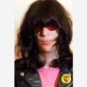 Joey Ramone of the Ramones by Mitchell Kearney