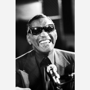Ray Charles by Christian Rose