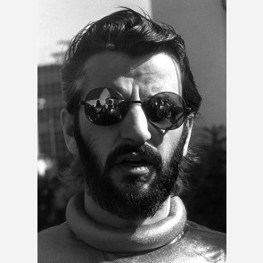 Ringo Starr by James Fortune