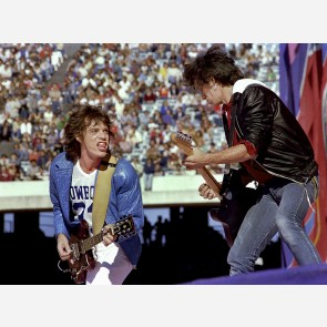 The Rolling Stones by Al Rendon